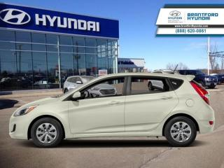 Used 2017 Hyundai Accent - $91.18 B/W for sale in Brantford, ON