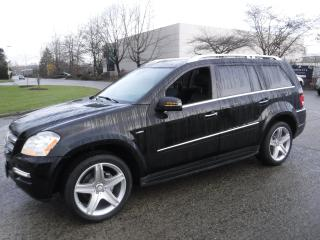 Used 2012 Mercedes-Benz GL350 BlueTEC Diesel 3rd seating seating for sale in Burnaby, BC