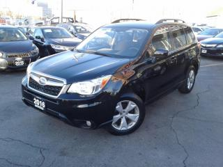 Used 2016 Subaru Forester for sale in Mississauga, ON