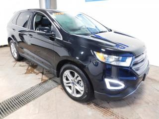 Used 2018 Ford Edge Titanium LEATHER NAVI SUNROOF for sale in Listowel, ON