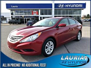 Used 2012 Hyundai Sonata for sale in Port Hope, ON