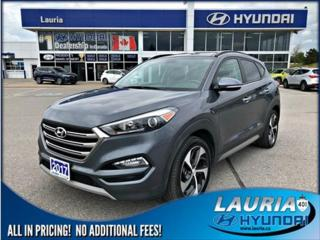 Used 2017 Hyundai Tucson for sale in Port Hope, ON