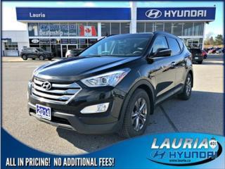 Used 2014 Hyundai Santa Fe for sale in Port Hope, ON