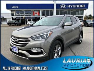 Used 2017 Hyundai Santa Fe for sale in Port Hope, ON
