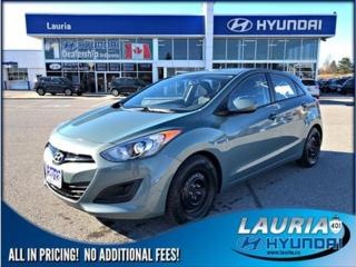 Used 2013 Hyundai Elantra GT for sale in Port Hope, ON