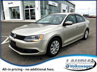 Used 2014 Volkswagen Jetta for sale in PORT HOPE, ON