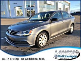 Used 2015 Volkswagen Jetta for sale in PORT HOPE, ON
