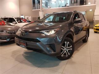 Used 2017 Toyota RAV4 LE-1 OWNER-NO ACCIDENTS-WARRANTY for sale in Toronto, ON