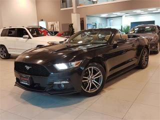 Used 2015 Ford Mustang ECOBOOST PREMIUM-CONVERTIBLE-AUTOMATIC-LEATHER-CAM for sale in Toronto, ON