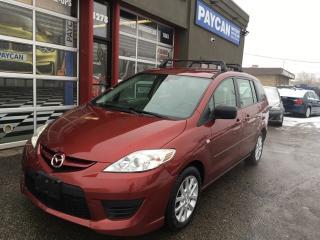 Used 2009 Mazda MAZDA5 GS for sale in Kitchener, ON
