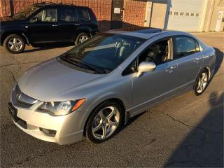 Used 2010 Acura CSX for sale in Burlington, ON
