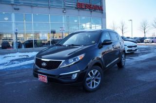 Used 2016 Kia Sportage EX for sale in Pickering, ON