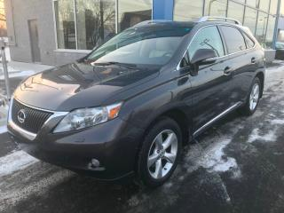 Used 2010 Lexus RX 350 for sale in Longueuil, QC
