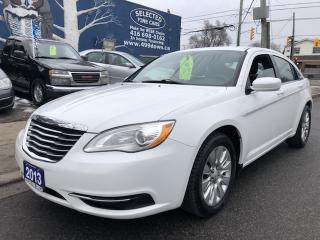 Used 2013 Chrysler 200 LX for sale in Toronto, ON