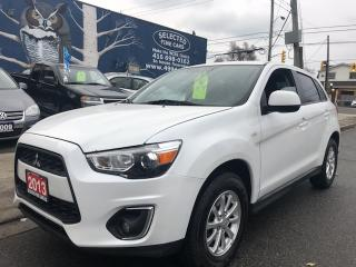 Used 2013 Mitsubishi RVR SE for sale in Toronto, ON