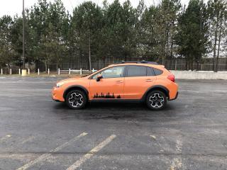Used 2015 Subaru XV Crosstrek LIMITED AWD for sale in Cayuga, ON