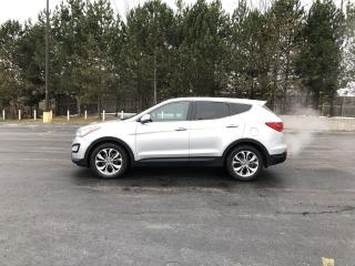 Used 2013 Hyundai Santa Fe Sport Limited AWD for sale in Cayuga, ON