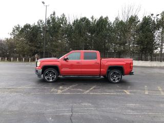 Used 2015 GMC Sierra 1500 SLE Blktop Crew 4X4 for sale in Cayuga, ON