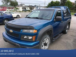 Used 2011 Chevrolet Colorado for sale in Rivière-Du-Loup, QC