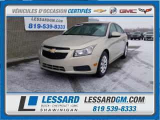 Used 2011 Chevrolet Cruze Lt Turbo, Regulateur for sale in Shawinigan, QC