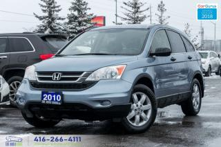 Used 2010 Honda CR-V AWD ALLOYS NEW TIRES & BRAKES CERTIFIED SERVICED for sale in Bolton, ON