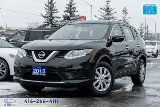 Used 2015 Nissan Rogue AWD 1 OWNER NO ACCIDENTS CERTIFIED SERVICED CAMERA for sale in Bolton, ON