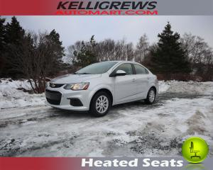 Used 2018 Chevrolet Sonic LT for sale in Conception Bay South, NL