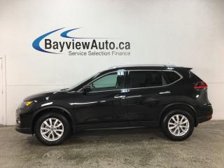 Used 2018 Nissan Rogue SV - PANOROOF! PUSH START! HTD SEATS! BSA! CTA! ALLOYS! for sale in Belleville, ON