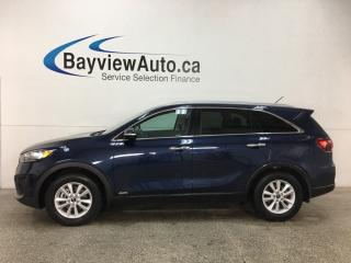 Used 2019 Kia Sorento 2.4L LX - REVERSE CAM! BLUETOOTH! HTD SEATS! PUSH START! ALLOYS! for sale in Belleville, ON