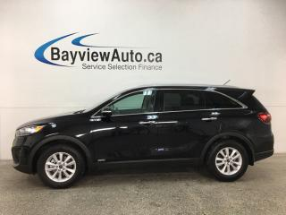 Used 2019 Kia Sorento 2.4L LX - PUSH START! REVERSE CAM! BLUETOOTH! ALLOYS! for sale in Belleville, ON