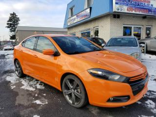 Used 2013 Dodge Dart Berline 4 portes Rallye for sale in Longueuil, QC