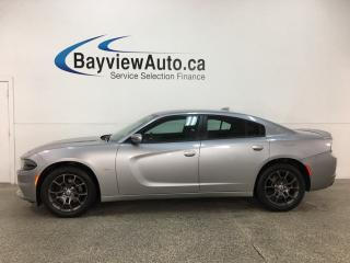 Used 2018 Dodge Charger GT - REMOTE START! U-CONNECT! HTD SEATS! PUSH START! ALLOYS! ALPINE SOUND! for sale in Belleville, ON