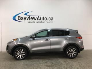 Used 2019 Kia Sportage EX - HTD LTHR! PUSH START! REVERSE CAM! BLUETOOTH! APPLE CARPLAY! ANDROID AUTO! for sale in Belleville, ON