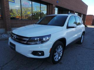 Used 2013 Volkswagen Tiguan 2.0 TSI Comfortline for sale in Woodbridge, ON
