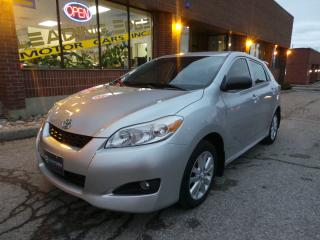 Used 2009 Toyota Matrix for sale in Woodbridge, ON