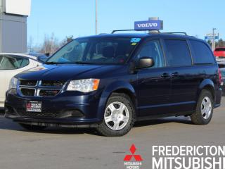 Used 2013 Dodge Grand Caravan SE/SXT 7-PASSENGER | KEYLESS ENTRY | AUTO | AIR for sale in Fredericton, NB