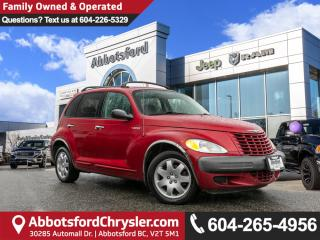 Used 2003 Chrysler PT Cruiser Classic Edition *WHOLESALE DIRECT* for sale in Abbotsford, BC