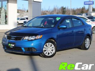 Used 2013 Kia Forte 2.0L LX AUTO | AIR | ONLY $41/WK TAX INC. $0 DOWN for sale in Fredericton, NB