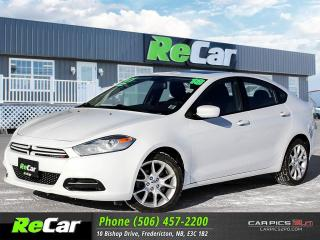 Used 2013 Dodge Dart SXT/Rallye AUTO | ALLOYS | SUNROOF for sale in Fredericton, NB