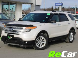 Used 2013 Ford Explorer XLT AWD | HEATED LEATHER | NAV for sale in Fredericton, NB