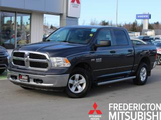Used 2015 RAM 1500 5.7L HEMI | 4X4 | CREW | REMOTE START for sale in Fredericton, NB