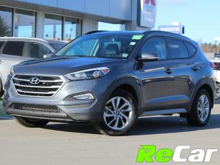 Used 2018 Hyundai Tucson Luxury 2.0L AWD | HEATED LEATHER | BACK UP CAM | SUNROOF for sale in Fredericton, NB