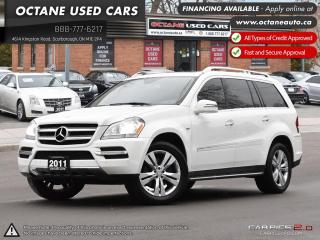 Used 2011 Mercedes-Benz GL-Class ACCIDENT FREE! NAVI! DIESEL! for sale in Scarborough, ON