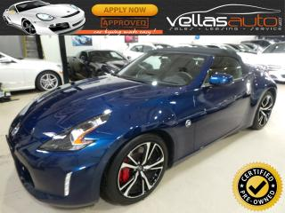 Used 2019 Nissan 370Z TOURING SPORT CONVERTIBLE| 6SPD| NAVI for sale in Vaughan, ON