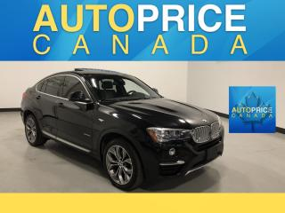 Used 2015 BMW X4 xDrive28i M-SPORT PKG|NAVIGATION|XENON for sale in Mississauga, ON