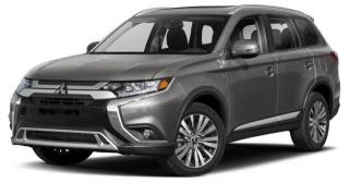 New 2019 Mitsubishi Outlander ES for sale in Fredericton, NB