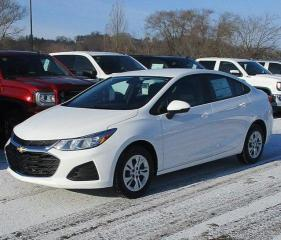 New 2019 Chevrolet Cruze LS for sale in Peterborough, ON