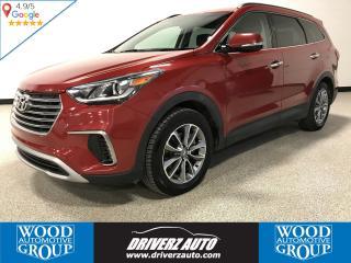 Used 2018 Hyundai Santa Fe XL Premium 7 PASSENGER, AWD, HEATED STEERING WHEEL for sale in Calgary, AB