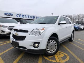 Used 2015 Chevrolet Equinox LTZ AWD|SUNROOF|NAVIGATION|BLUETOOTH for sale in Barrie, ON