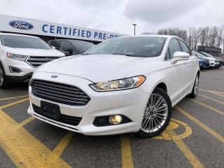 Used 2014 Ford Fusion BLUETOOTH|SUNROOF|NAVIGATION|HEATED SEATS|CRUISE for sale in Barrie, ON